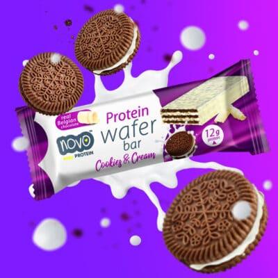 novo wafer protein